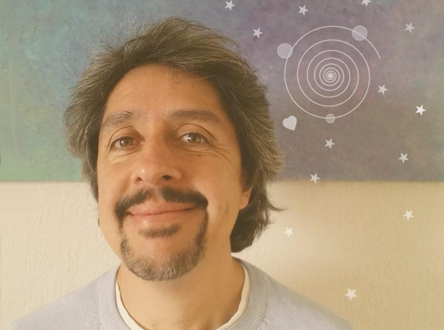 Gustavo Samorano, desarrollo de la percepción.