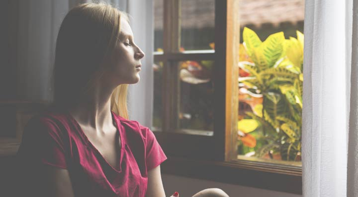 Practicar el silencio para mejorar tu vida.